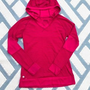 Outdoor Research Umbra Hoodie small fuscia base layer